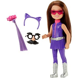 Barbie™ Spy Squad  Junior Agent Doll - Purple Disguise