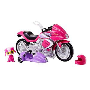 Barbie™ Spy Squad Secret Agent Motorcycle & Techbot Pet