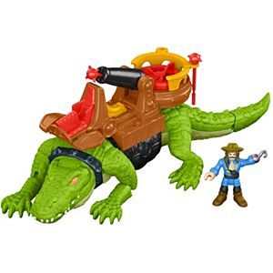 Imaginext® Croc and Hook