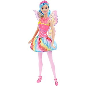 Barbie® Rainbow Kingdom Fairy Doll