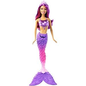 Barbie® Mermaid Gem Fashion Doll
