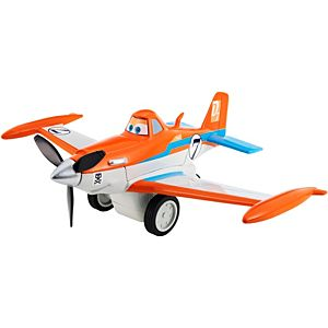 Disney Planes Speed & Spin Rev Ups™ Dusty Crophopper