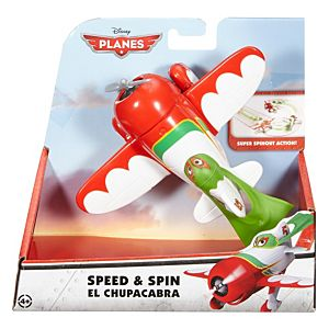 Disney Planes Speed & Spin Rev Ups™ El Chupacabra