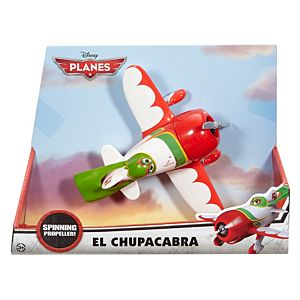 Disney Planes Large Scale El Chupacabra
