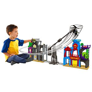 Imaginext® DC Super Friends™ Super Hero Flight City