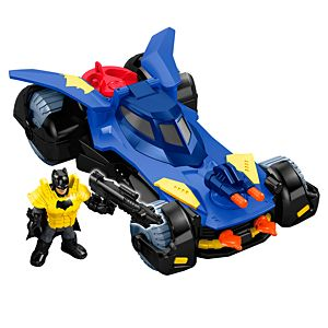 Imaginext® DC Super Friends™ Batmobile™