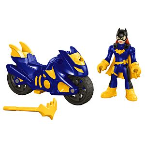 Imaginext® DC Super Friends™ Batgirl & Cycle