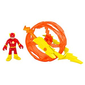 Imaginext® DC Super Friends™ Flash & Cycle