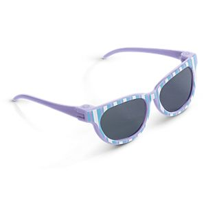 Striped Sunglasses for Dolls