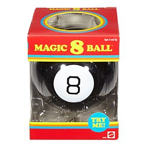 Magic 8 Ball® Retro-Style
