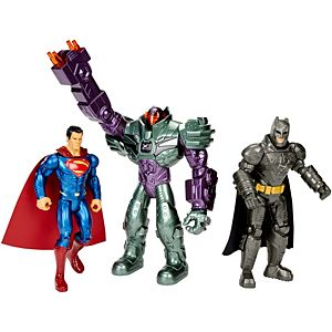 Batman V Superman™ Batman™, Superman™, Lex Luther Figure 3-Pack