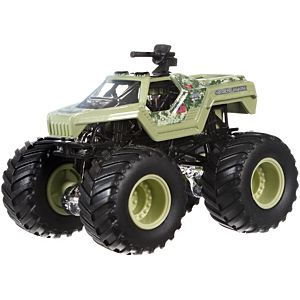 Hot Wheels Monster Jam 1:64 Soldier Fortune