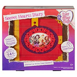 Ever After High™ Secret Hearts Diary