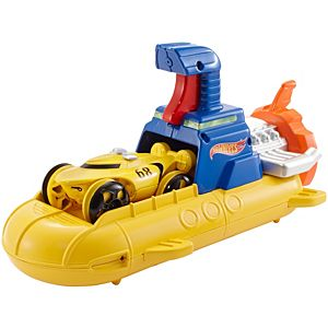 Hot Wheels® Splash Rides™ Blastin Sub Vehicle
