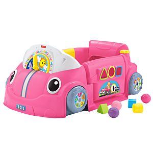 Laugh & Learn™ Crawl Around™ Car - Pink