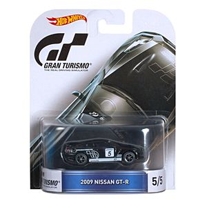 Hot Wheels® Nissan GTR