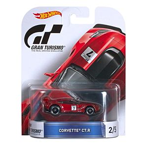 Hot Wheels® Corvette C7-R