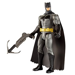 Batman™ V Superman™ 6-Inch Tall Grapnel Blast™ Batman™ Figure