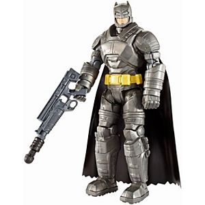 "Batman V Superman: Dawn of Justice Battle Armor Batman 6"" Figure"