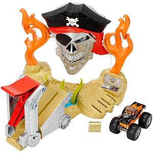 Hot Wheels® Monster Jam® Pirate Takedown™ Play Set