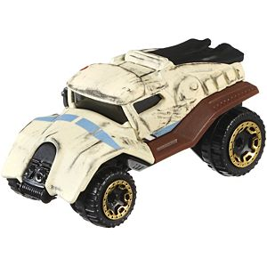 Hot Wheels® Star Wars™ Scarif Stormtrooper™ Squad Leader Character Car™