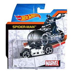 Hot Wheels Marvel Moto Spiderman