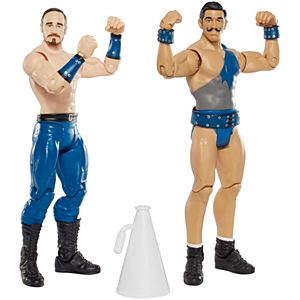 WWE® Vaudevillains Basic Action Figure 2-Pack
