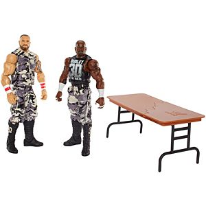 WWE® Dudley Boyz Basic Action Figure 2-Pack
