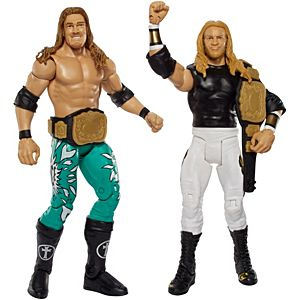 WWE® Edge®/Christian Basic Action Figure 2-Pack