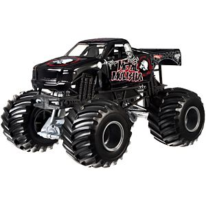 Hot Wheels® Monster Jam® Metal Mulisha Vehicle