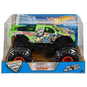 Hot Wheels® Monster Jam® Bad News Travels Fast