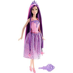 Barbie® Endless Hair Kingdom™ Princess Doll - Purple Hair