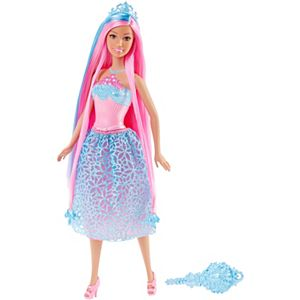 Barbie® Endless Hair Kingdom™ Princess Doll - Pink Hair