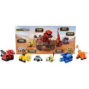 Dinotrux 6 Die-Cast Character Gift Set