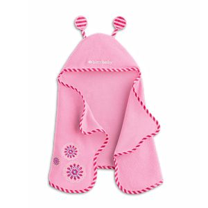 Butterfly Bath Towel for Dolls