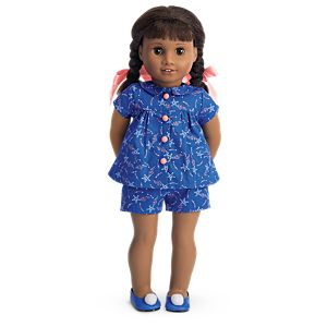 Melody's Pajamas for 18-inch Dolls