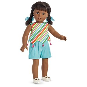 Melody's Play Outfit for 18-inch Dolls