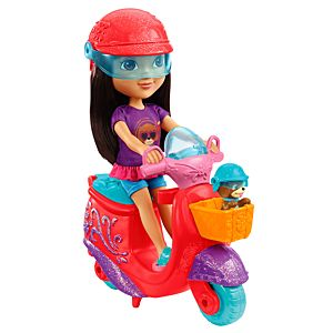 Dora and Friends™ Dora & Perrito's Scooter Adventure