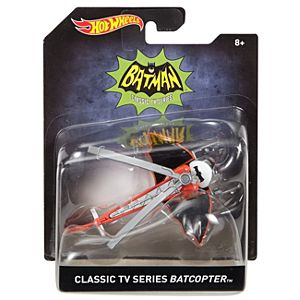 Hot Wheels® Classic TV Series Batcopter™ Vehicle
