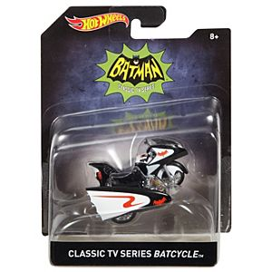 Hot Wheels® Classic TV Series Batcycle™ Vehicle