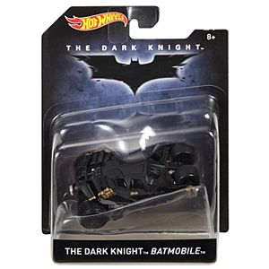 Hot Wheels® The Dark Knight™ Batmobile™ Vehicle
