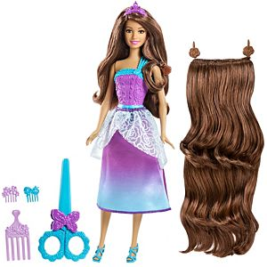 Barbie® Endless Hair Kingdom Longest Locks Doll - Brunette