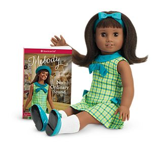 Melody™ Doll & Book
