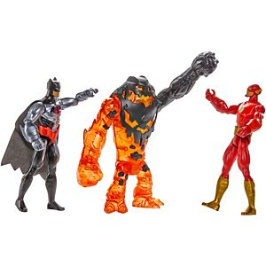 Batman™ Unlimited Molten Mayhem™ Batman™ & The Flash VS. Clayface Figure 3-Pack