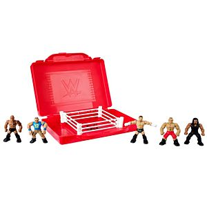WWE® Mighty Minis™ Portable Ring Playset