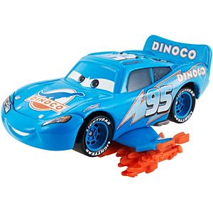 Disney•Pixar Cars Lightning Storm McQueen Deluxe Die-Cast Vehicle