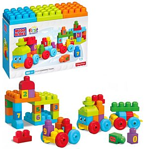 Mega Bloks® First Builders® 123 Learning Train