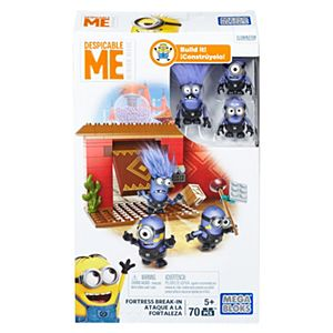 Mega Bloks® Despicable Me™ Fortress Break-In