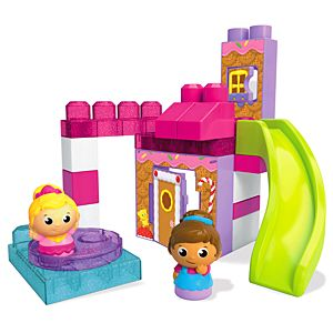 Mega Bloks® First Builders® Gingerbread Park