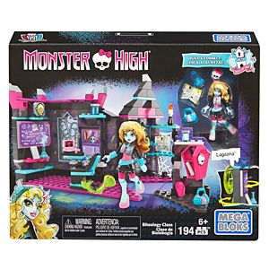 Mega Bloks® Monster High® Biteology Class